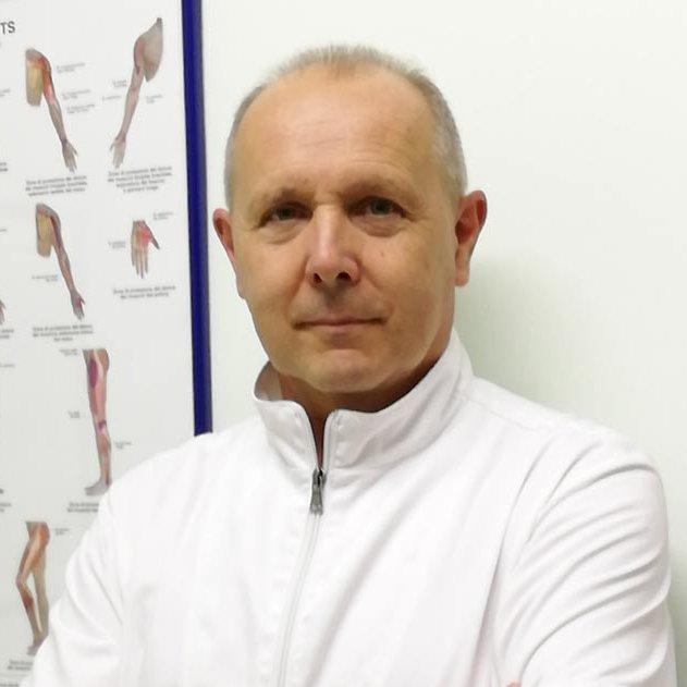 Pastorelli Ruggero Fisioterapista Sanitatis Medicina Integrata Udine Lignano Porpetto